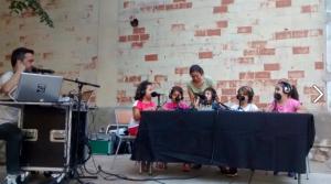 contes radiofònics a Girona escola Bruguera