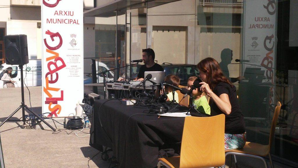 Contes radifonics a Sant Feliu de Guixols